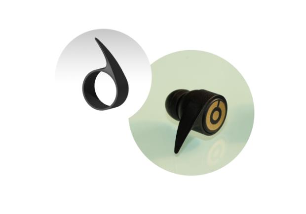 earin concha silicone
