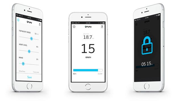 Smart-wheel-App